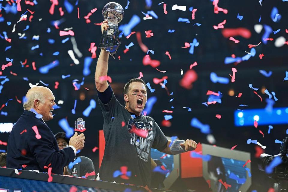 Boston has celebrated 10 championships this century, five by Tom Brady and the Patriots.